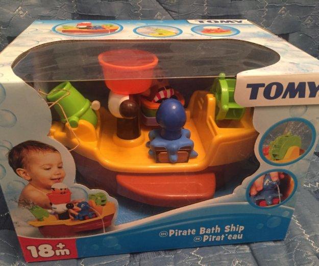 Игрушка для ванны tomy. Фото 1. Зеленоград.