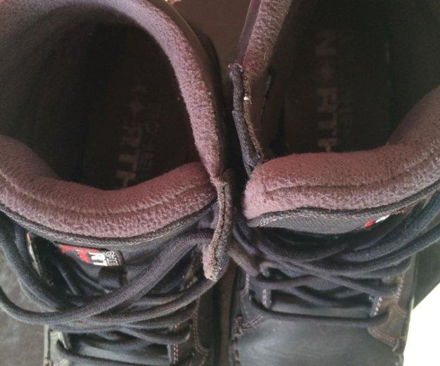 Ботинки мужские,зимние,р-р 41,5. Фото 2.