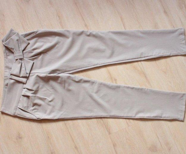 Бежевые брюки. Фото 1. Магнитогорск.