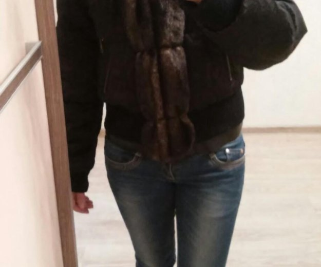 Осенняя куртка. Фото 2.