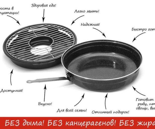 Сковорола гриль -газ. Фото 3. Белгород.