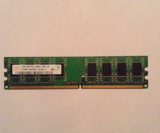 Оперативная память ddr2 1gb. Фото 1.