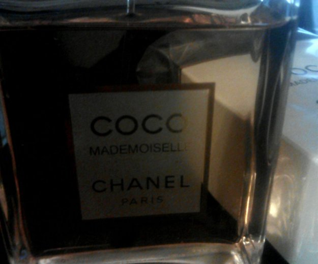 Chanel coco mademoisele. Фото 1. Москва.