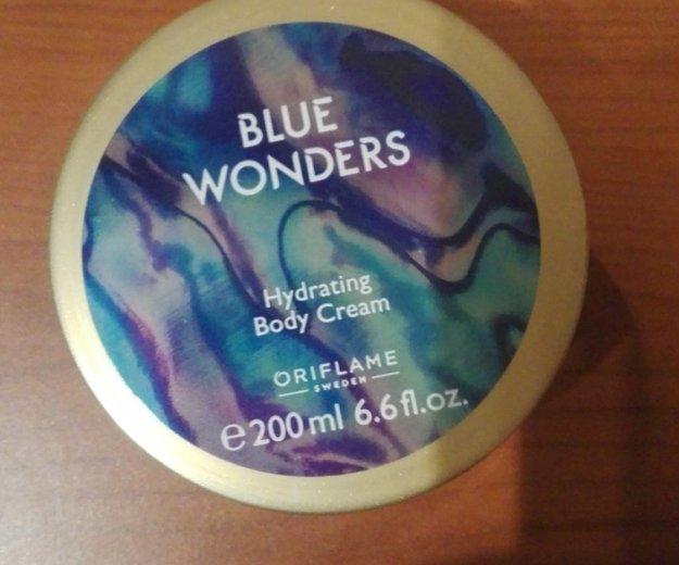 Крем для тела .blue wonders. Фото 1. Балашиха.