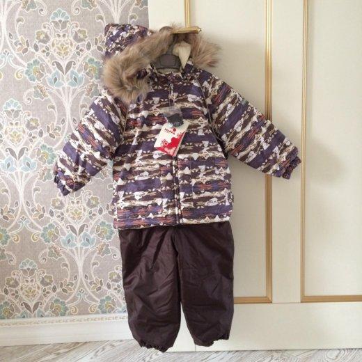 Зимний костюм для мальчиков huppa (эстония) 80 см. Фото 1. Москва.