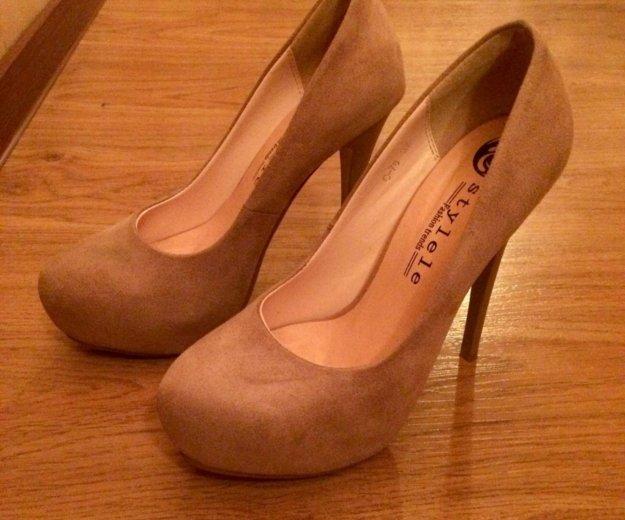 Замшевые туфли. Фото 3. Пермь.
