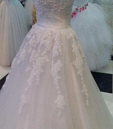 Свадебное платье 40 /44. Фото 1. Чехов.