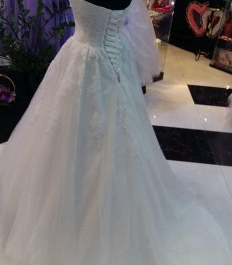 Свадебное платье 40 /44. Фото 3. Чехов.