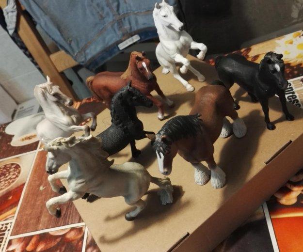 Колекционые фигурки лошадей. Фото 1. Москва.