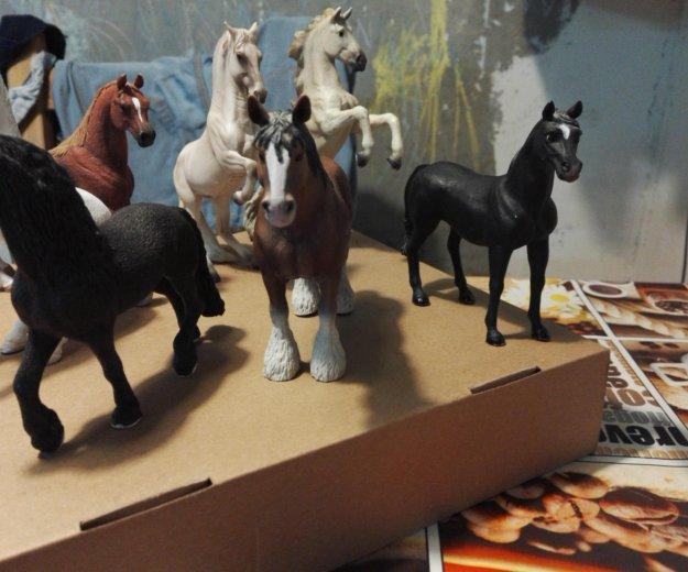 Колекционые фигурки лошадей. Фото 2. Москва.