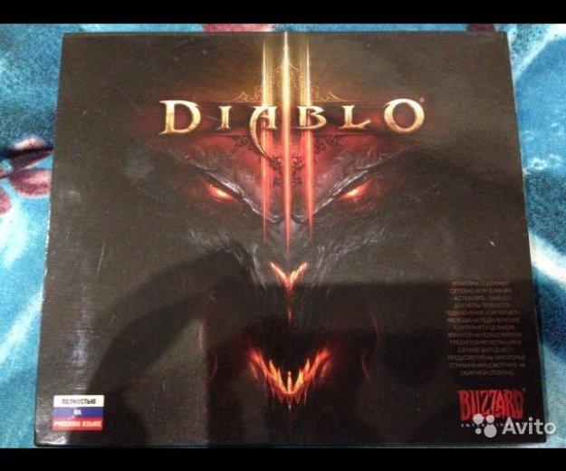 Diablo iii. Фото 1. Рязань.