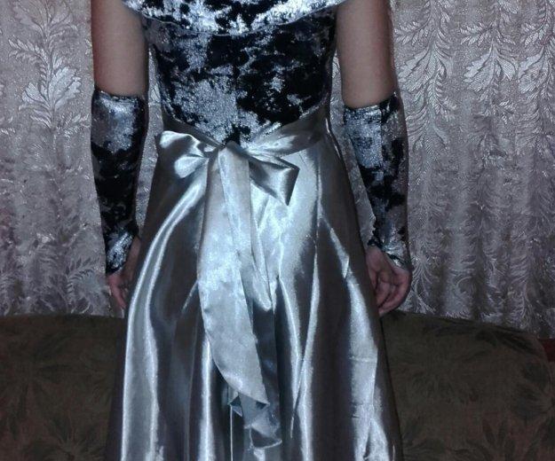 Вечернее платье. Фото 3. Полярный.