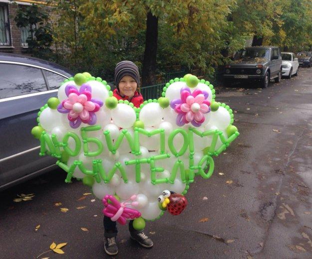 Сердце. Фото 1. Москва.