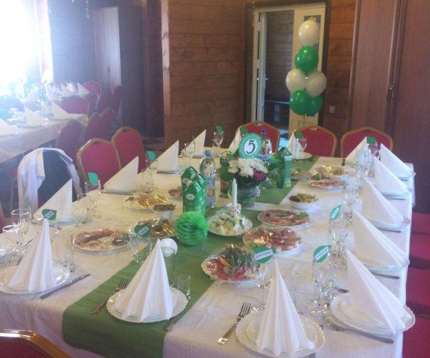 Аренда банкетного текстиля на свадьбу. Фото 3. Москва.