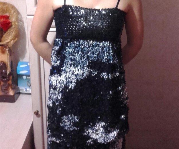 Платье. Фото 1. Полярный.