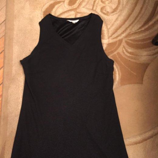Платье чёрное. Фото 2. Москва.