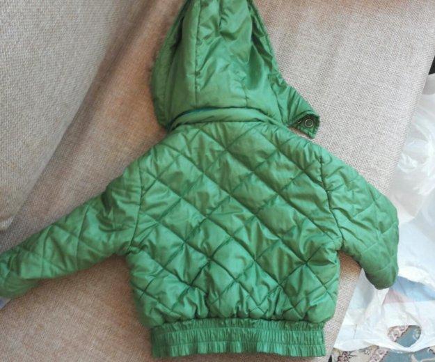 Куртка детская. Фото 1. Свердловский.