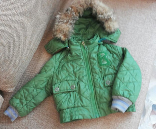 Куртка детская. Фото 3. Свердловский.