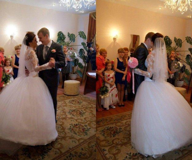 Свадебное платье +подарки. Фото 1. Санкт-Петербург.