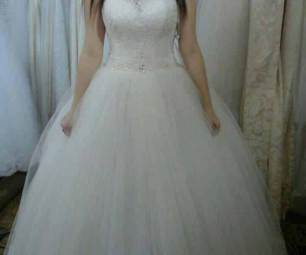 Свадебное платье(торг). Фото 3. Советская.
