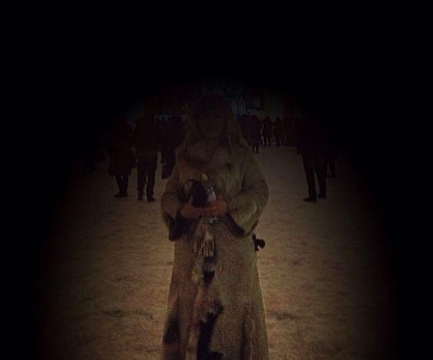 Дубленка длинная, торг. Фото 1. Москва.