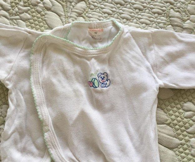 Одежда для новорождённых. Фото 4. Химки.