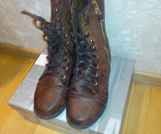 Ботинки зимние. Фото 3.
