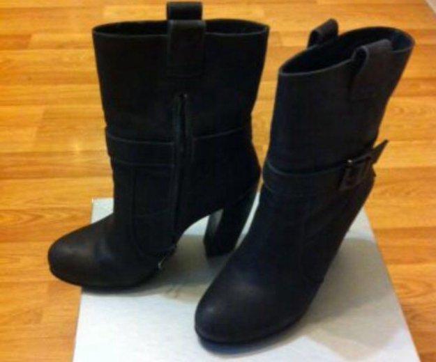 Ботинки elmonte. Фото 3. Химки.