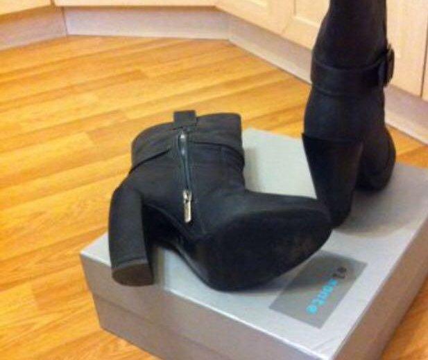 Ботинки elmonte. Фото 2. Химки.