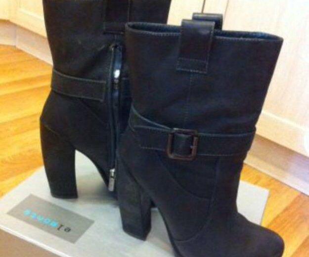 Ботинки elmonte. Фото 1. Химки.