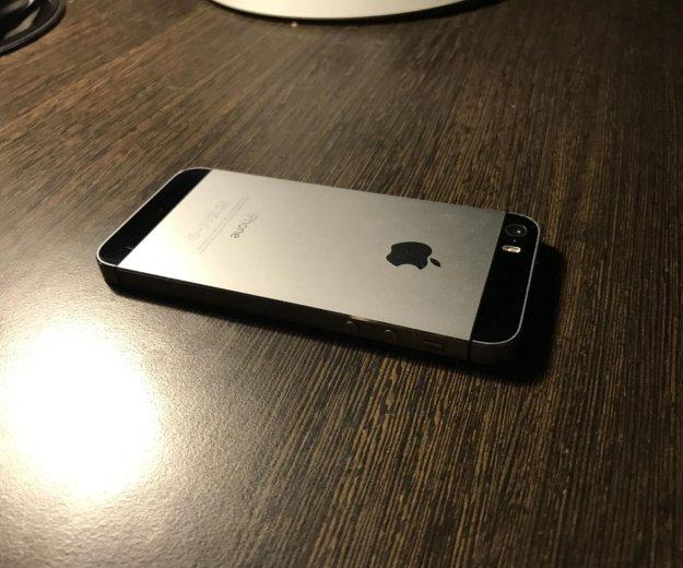 Iphone 5s 64gb + подарок. Фото 3.