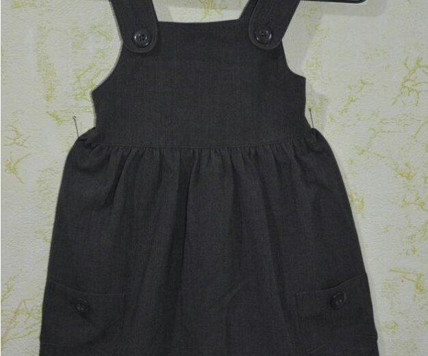 Платье сарафан 104-110. Фото 1. Краснодар.