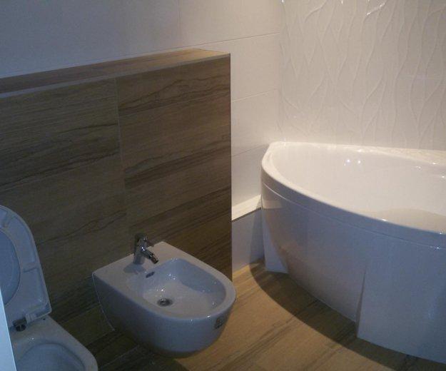 Отделка,ремонт квартир ванная под ключ. Фото 2. Подольск.