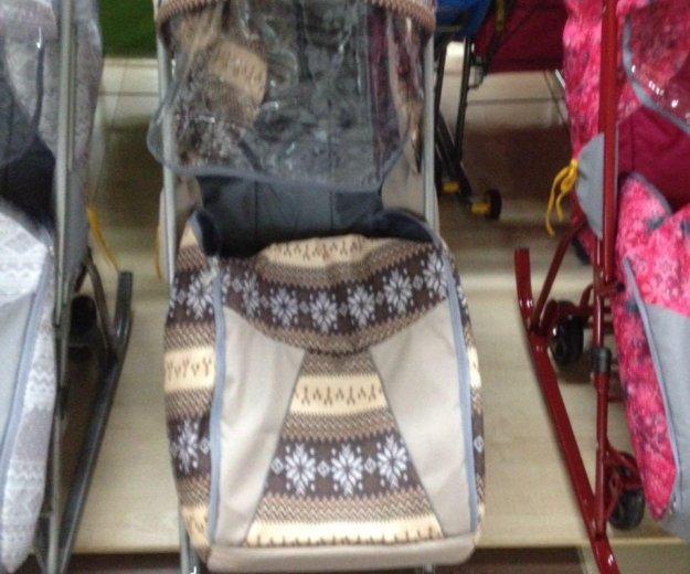 Санки коляска галактика детям 1. Фото 4. Екатеринбург.