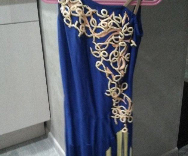 Латина платье. Фото 1. Видное.