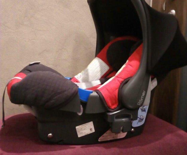 Автокресло römer baby-safe plus. Фото 1. Красногорск.