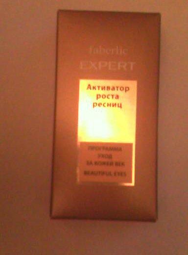 Для ресниц. Фото 1. Москва.