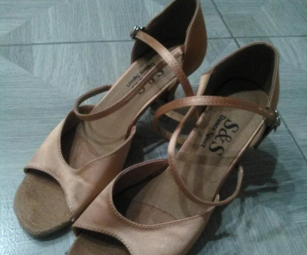 Туфли латина. Фото 3. Видное.