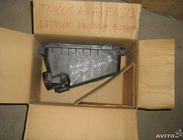 Toyota avensis датчик расхода воздуха. Фото 2. Сыктывкар.