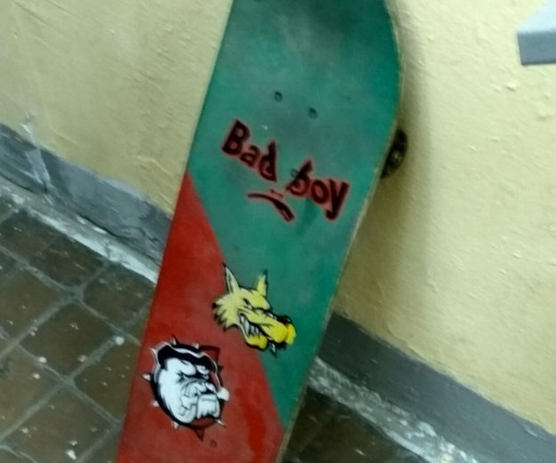 Скейт. Фото 1. Реутов.