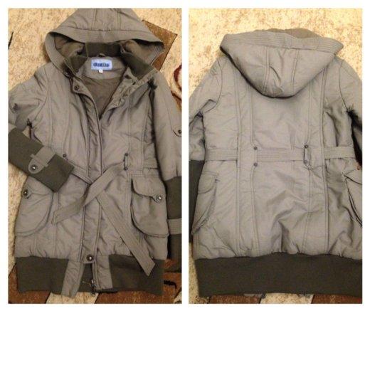 Пальто для девочки демисезонное. Фото 1. Волгоград.