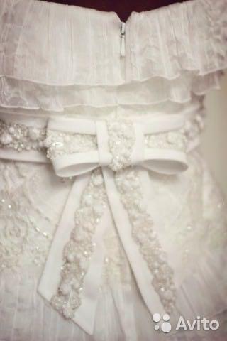 Свадебное платье трансформер. Фото 3. Тверь.