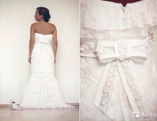 Свадебное платье трансформер. Фото 4. Тверь.