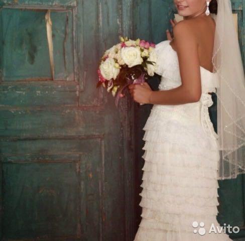 Свадебное платье трансформер. Фото 1. Тверь.