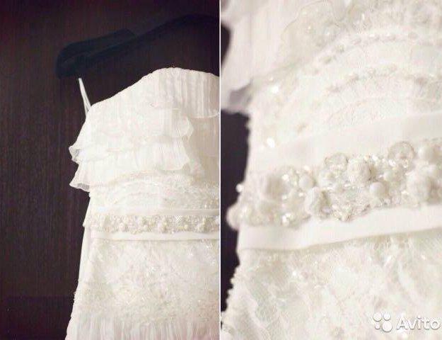 Свадебное платье трансформер. Фото 2. Тверь.