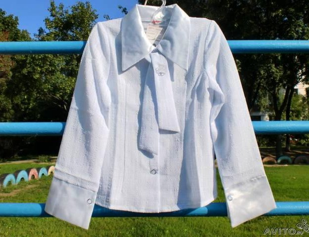 Новая блузка (рубашка), 3 фасона, все размеры. Фото 3. Москва.