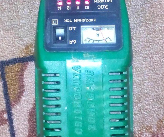 Зарядное устройство для аккумулятора. Фото 1. Старый Оскол.