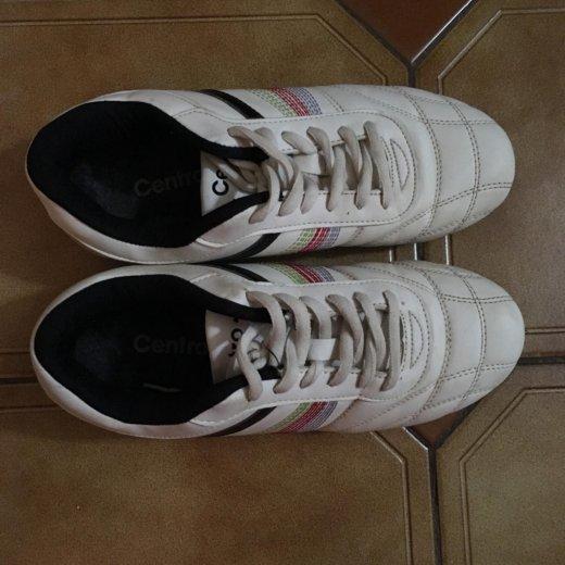 Кроссовки centro обувь женские белые. Фото 3. Волгоград.
