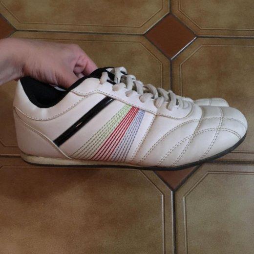Кроссовки centro обувь женские белые. Фото 2. Волгоград.