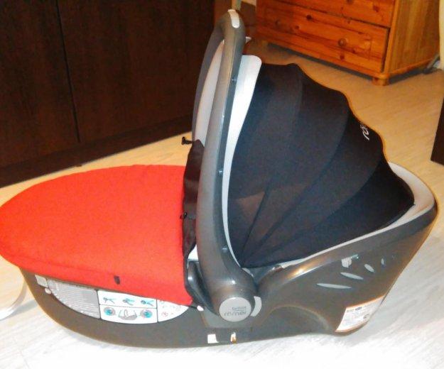 Britax romer baby safe sleeper автолюлька. Фото 1. Мытищи.